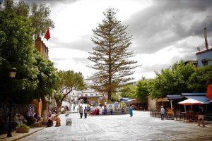 Cidade Azul Chefchaouen