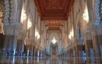 Mesquita de Hassan 2 Casablanca