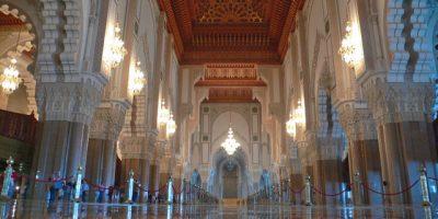 visitar a Mesquita Hassan 2