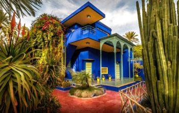 Jardim Majorelle de Marrakech