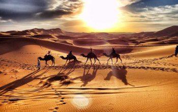 Deserto do Sahara Marrocos