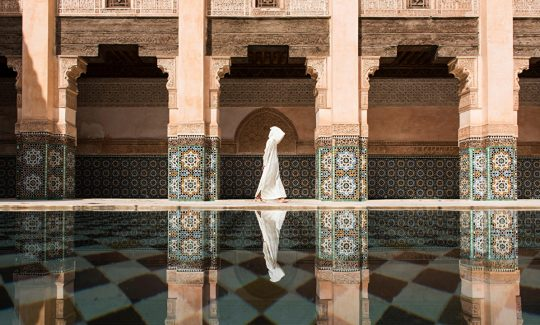 Madrasa ben Youssef Marrakech
