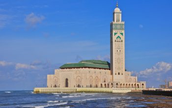 Mesquita de Hassan 2 Marrocos