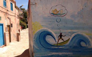 Aulas de surf e yoga em Marrocos