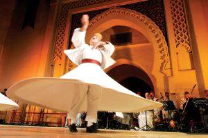 Festivais locais e internacionais de Marrocos