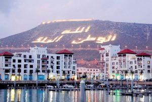 7 dias de férias para Agadir