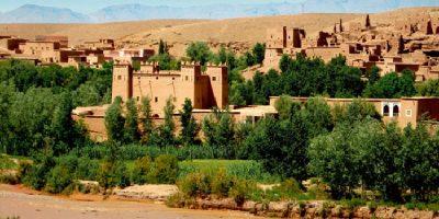 vale de rosas Marrocos