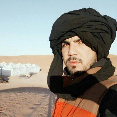 roupa dos berberes