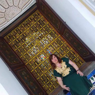 roupas de mulheres berberes