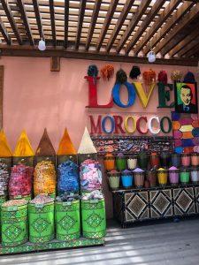 réveillon no Marrocos