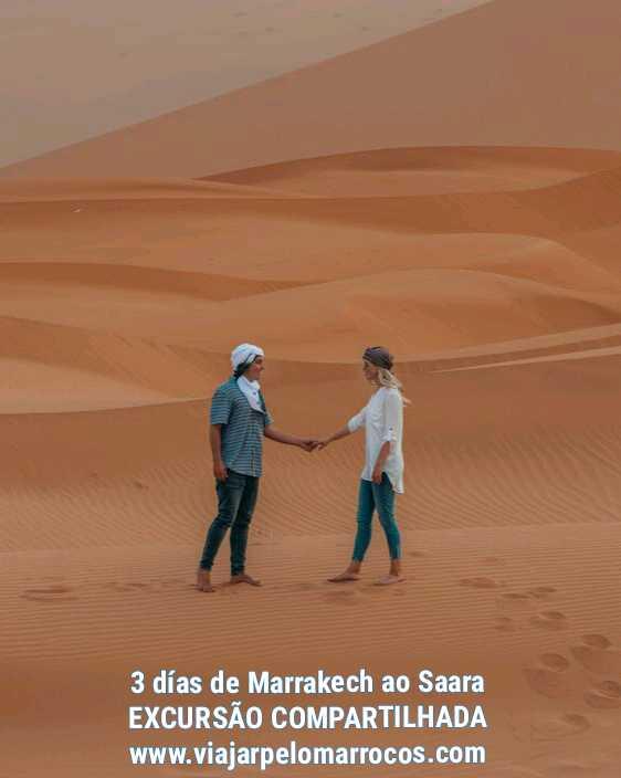 guias em português em Marrocos