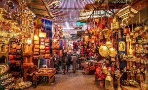 Visita guiada da cidade de Marrakech